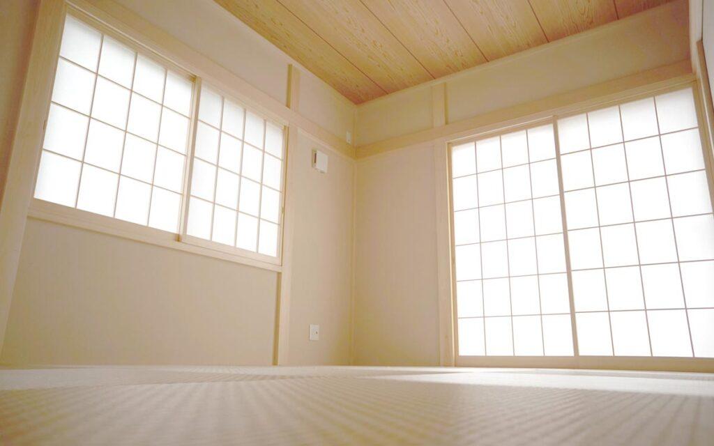 畳の寿命と張替えをする判断の目安及び張替え方法の種類画像